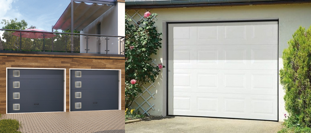 Portes de garage enroulables france ouvertures for Porte garage enroulable